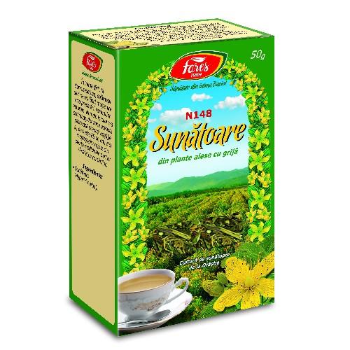Ceai de Sunatoare 50gr Fares