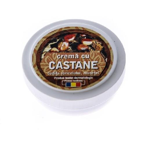 Crema cu Castane 15gr Manicos