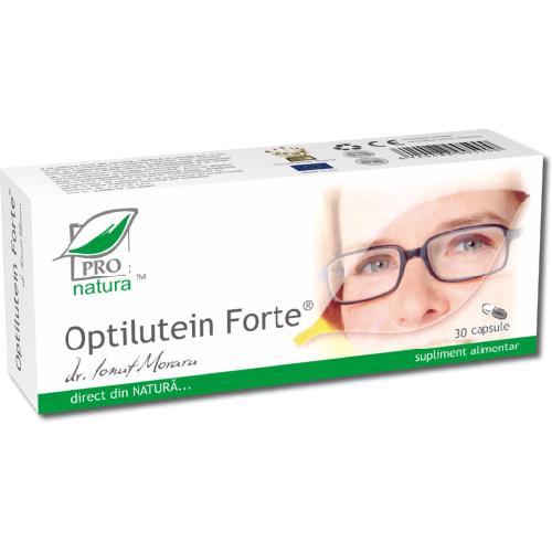 Optilutein Forte 30 Cps Pro Natura