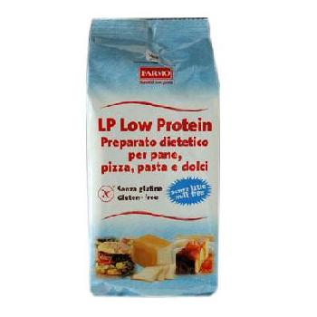 Mix Pt Paine/prajituri Low Protein Fara Gluten-far