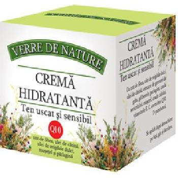 Crema Hidr Ten Sens Si Uscat 50ml Verre De Nature