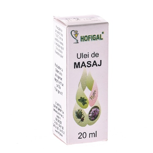 Ulei Masaj Antireumatic 20ml Hofigal