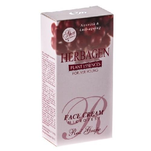 Crema Fata Micronizat Cu Strugure 100ml Herbagen
