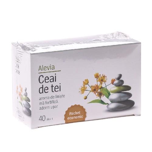 Ceai de Tei 40dz Alevia
