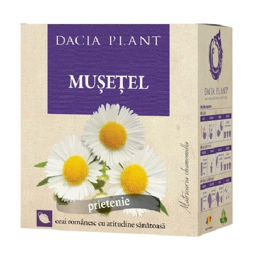 Ceai de Musetel 50gr Dacia Plant