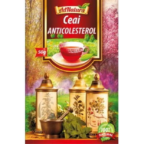 Ceai Anticolesterol 50gr Adserv