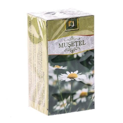 Ceai Musetel 20dz 1,5gr StefMar