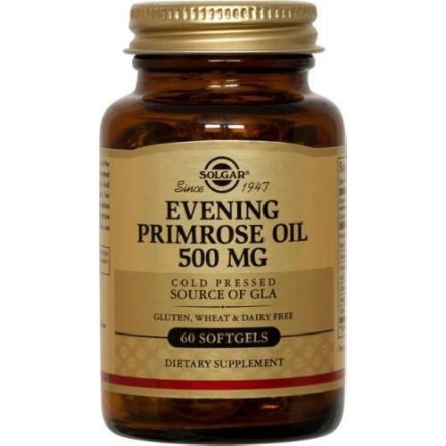 Evening Primrose Oil 500mg 30cps Solgar
