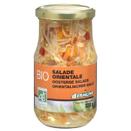 Salata Orientala din Germeni Bio 330gr Germline