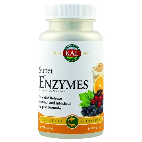 Super Enzymes 30cps Secom