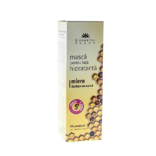 Masca Hidratanta Fata Miere&Laptisor de Matca 50ml CosmeticPlant