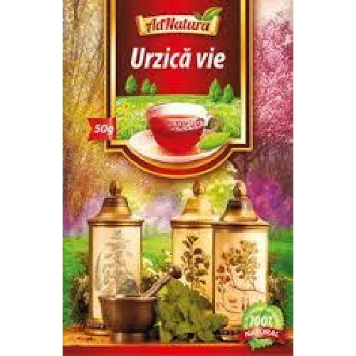 Ceai de Urzica Vie 50gr Adserv