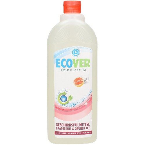 Detergent vase Rodie si Lime 500ml Ecover