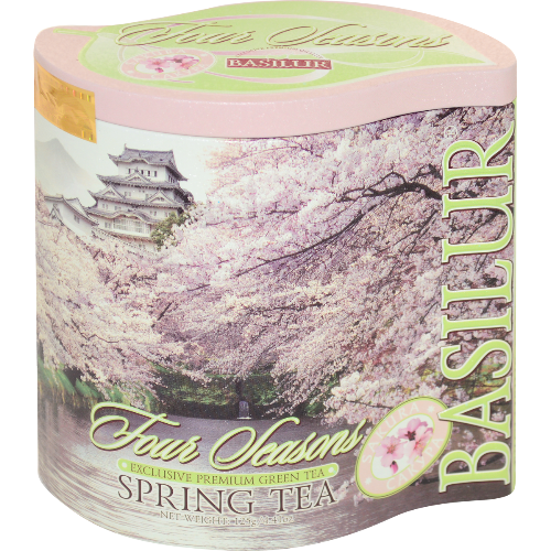 Spring Tea- Four Seasons 125gr Basilur Tea