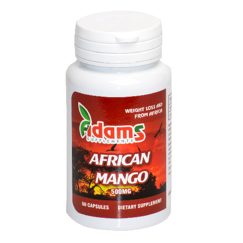 African Mango 500mg 60cps