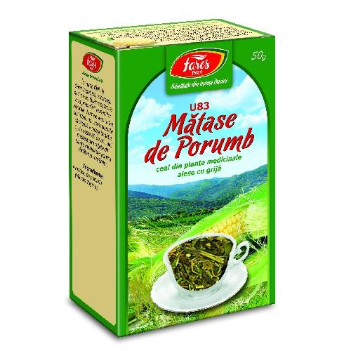 Ceai de Matase de Porumb 50gr Fares