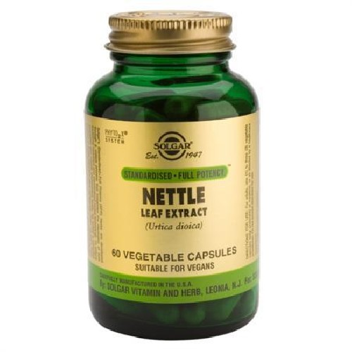 Nettle Leaf Extract 60cps Solgar
