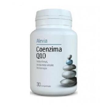 Coenzima Q10 30cpr Alevia