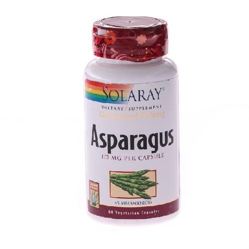 Asparagus 175mg 60cps Secom