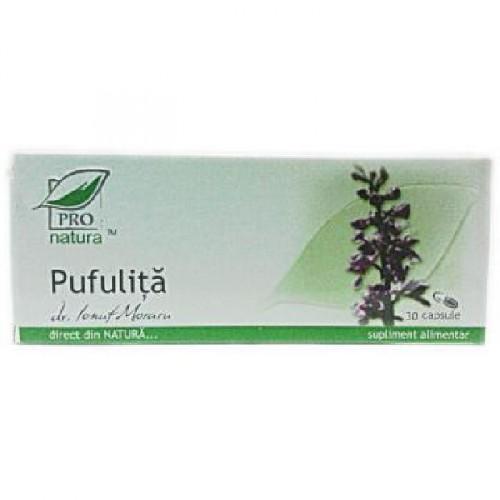 Pufulita 30cps Pro Natura