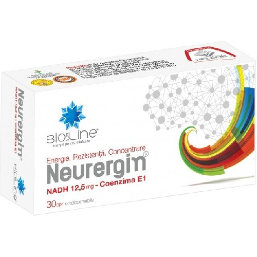 Neurergin 30cpr Helcor