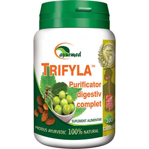 Trifyla 50tablete Ayurmed