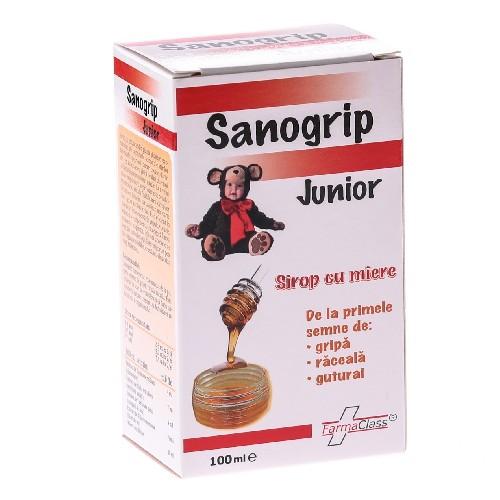 Sanogrip Junior 100ml Farma Class