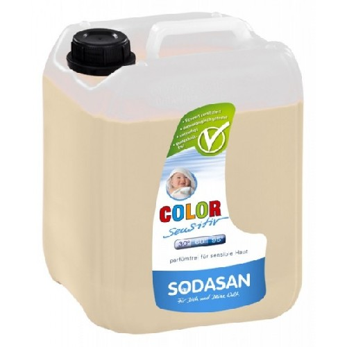 Detergent Ecologic Lichid Pentru Rufe Albe Si Colorate Sensitiv