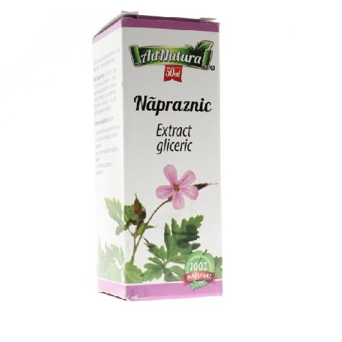 Extract Gliceric Napraznic 50ml AdNatura