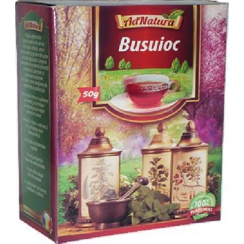 Ceai de Busuioc 50gr Adserv