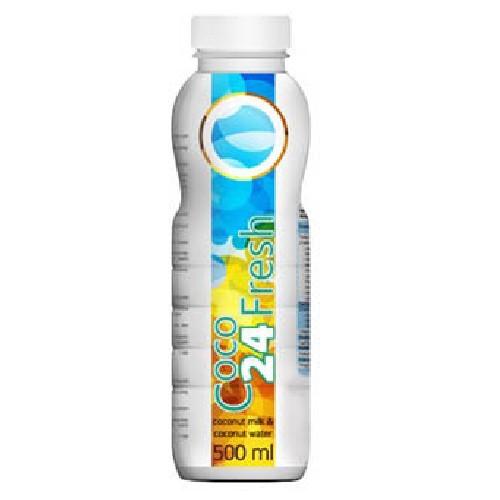 Lapte De Cocos 500ml Coco24fresh
