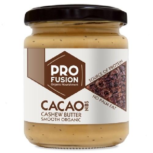 Unt de Caju si Cacao Bio 250gr Profusion