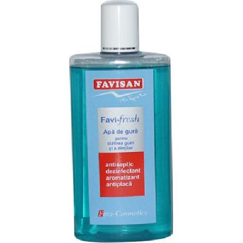 Favi-Fresh Apa de Gura 250ml Favisan
