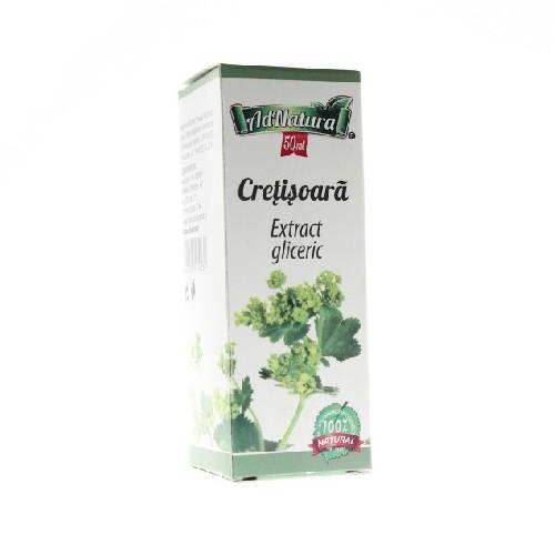 Extract Gliceric Cretisoara 50ml Adnatura