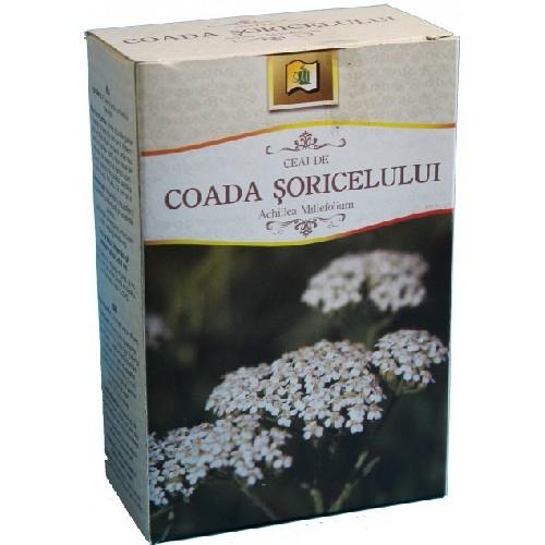 Ceai Coada Soricelului 50gr Stefmar