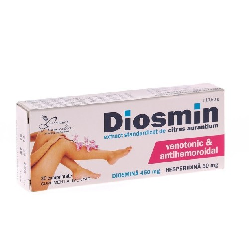 Diosmin 30cps Remedia