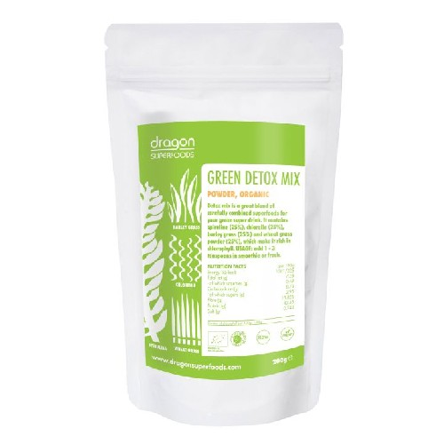 Green  Mix Raw Bio 200gr Dragon Superfoods