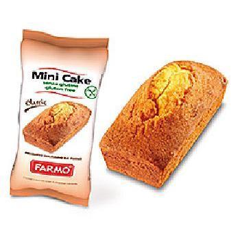 Mini Cake Fara Gluten 50gr Farmo