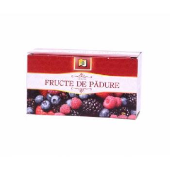 Ceai Fructe De Padure 20 Dz 40gr Stefmar