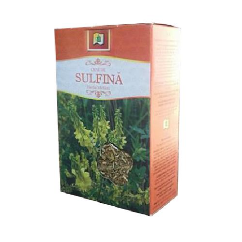 Ceai Sulfina 50gr Stefmar