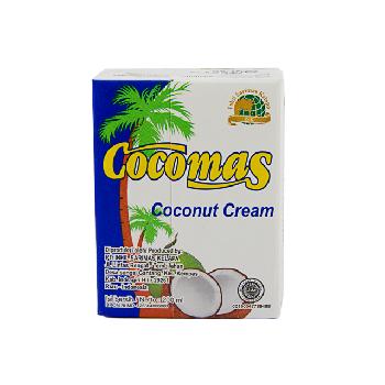 Crema Cocos Cocomas 200ml Naturking