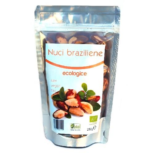 Nuci Braziliene Bio 250gr Obio