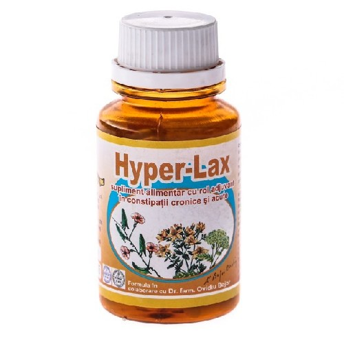 Hyper Lax 60cps Hypericum