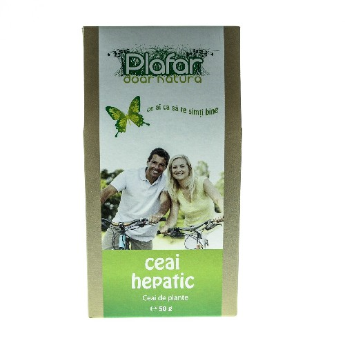 Ceai Hepatic Plafar 50gr