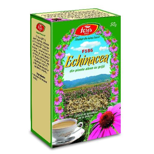 Ceai de Echinacea 50gr Fares