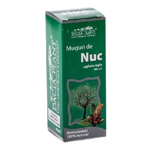 Gemoderivat Muguri Nuc 50ml Dacia Plant