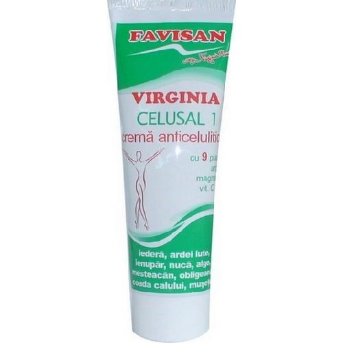 Celusal 1 Crema Anticelulitica 100ml Favisan