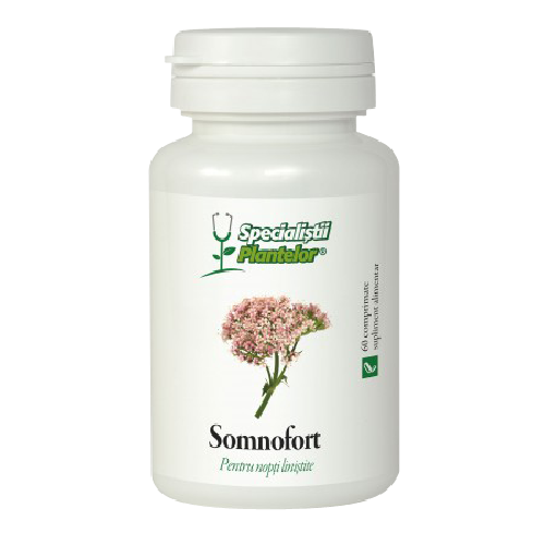 Somnofort 60cpr Dacia Plant