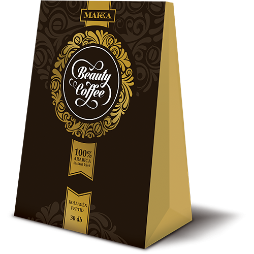 Cafea Instant cu Colagen Beauty Coffe 1plic Makka