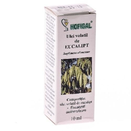 Ulei Volatil de Eucalipt 10ml Hofigal
